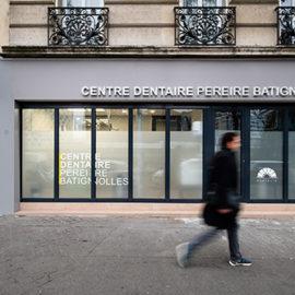 Centre Dentaire Pereire Batignolles